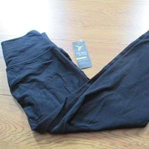 NWT XS Old Navy High Rise Crop Fitted Leggings